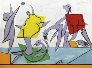 Pablo-Picasso-Le-Sauvetage