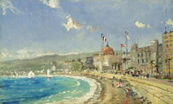 The Beach at Nice SOLD